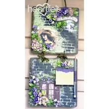 "Heartfelt Creations aus USA Hjertelig CREATIONS ""Classic Rose Bouquet"""