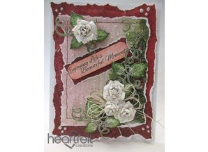 "Heartfelt Creations aus USA HEARTFELT CREATIONS ""Classic Rose Bouquet"""