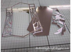 Sizzix Framelits Set of 3 Patterns, Frames