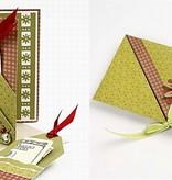 5 Page Designer papir, 30,5 x 30,5 cm