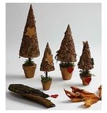 Cone, H: 14 cm, D: 7 cm, 12 pieces
