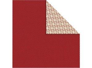 Design papir 5 ark 30,5x30,5 cm, 120 g