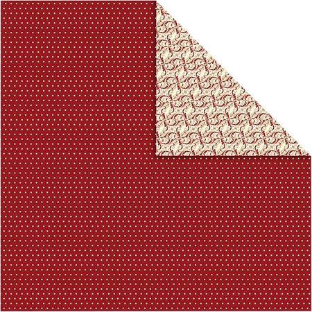 Ontwerpers papier 5 vel 30,5x30,5 cm, 120 g