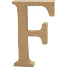 Objekten zum Dekorieren / objects for decorating Letter F