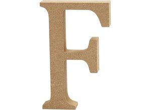 Objekten zum Dekorieren / objects for decorating Letter F