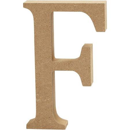 Objekten zum Dekorieren / objects for decorating Buchstabe F