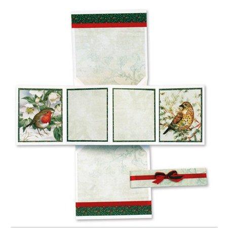 BASTELSETS / CRAFT KITS: Fancy Grænser Print Fancy jul II