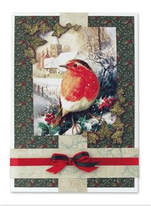 BASTELSETS / CRAFT KITS: Fancy Delimitata Stampa Fancy Christmas II