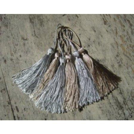 Embellishments / Verzierungen La borla en plata