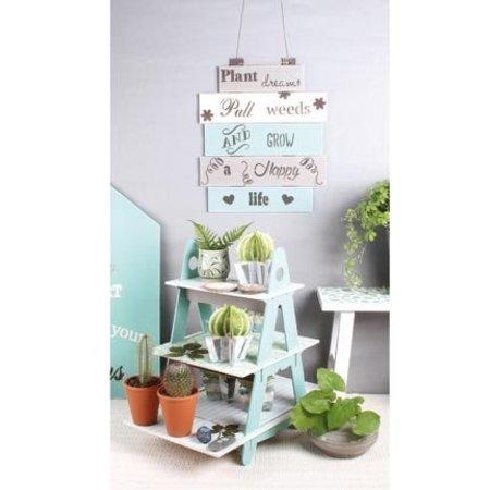 Objekten zum Dekorieren / objects for decorating 3D Leiter Display