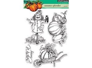 Penny Black sello transparente: Otoño / Invierno