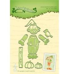 Leane Creatief - Lea'bilities Punzonatura e modello di goffratura: Scarecrow