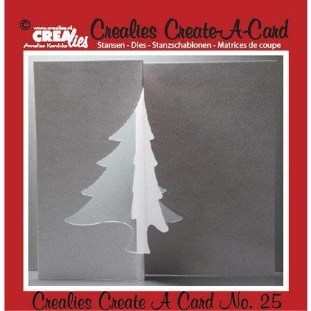 Crealies und CraftEmotions Punzonado y estampado en relieve plantilla de tarjeta :. ningún punzón 25