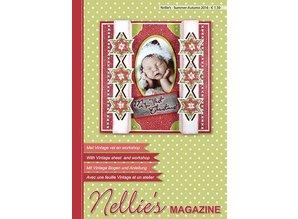 Bücher und CD / Magazines A4 magazine of Nelli Snellen