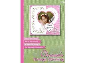 Bücher und CD / Magazines magazine A4 di Nelli Snellen, Chrissie`s Vintage cucitura