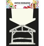 Dutch DooBaDoo Plantilla: Tipo de tarjeta, la cuna