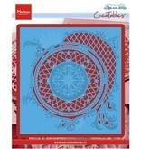 Marianne Design Stanz- und Prägeschablone: Anja's circle XL