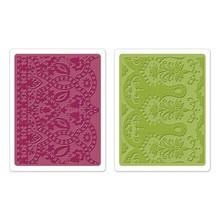 embossing Präge Folder Gofrado carpetas: Conjunto Maroccan Daydreams