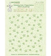 embossing Präge Folder Prägefolder: Sternen