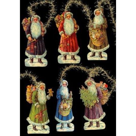 BILDER / PICTURES: Studio Light, Staf Wesenbeek, Willem Haenraets Glanzbilder, 17 Weihnachtsmotive