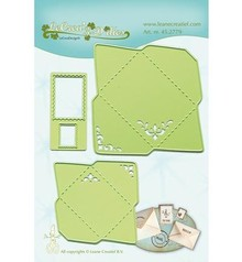 Leane Creatief - Lea'bilities Punching and embossing template: Envelopes
