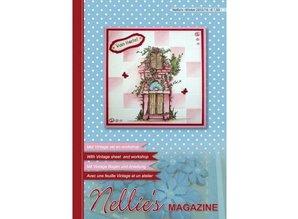 Bücher und CD / Magazines revista A4, Nellie, Invierno