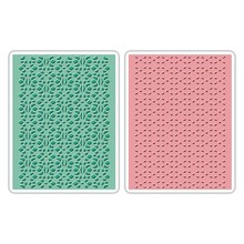 embossing Präge Folder carpetas de grabación en relieve: Conjunto de encaje, modelado / cosido