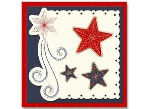 KARTEN und Zubehör / Cards diseño de la tarjeta de lujo: juego de 3