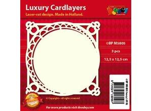 KARTEN und Zubehör / Cards 3 Luxury card layer