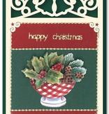 KARTEN und Zubehör / Cards 6 Luksus kort layouts med jule designs