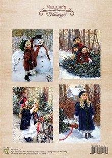 BILDER / PICTURES: Studio Light, Staf Wesenbeek, Willem Haenraets Bilderbogen, Vintage Christmas snow fun