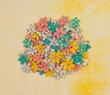 Prima Marketing und Petaloo Prinsesse Collection, 100 blødning med Kristal Pearl