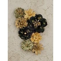 Time Travelers, 8 Blumen