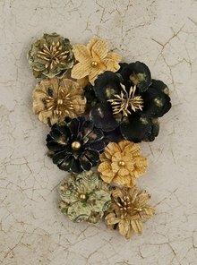 Prima Marketing und Petaloo Viajeros del tiempo, 8 flores