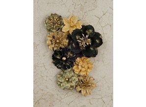 Prima Marketing und Petaloo Time Travelers, 8 flowers