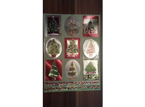 Sticker Scene stickers with Christmas motifs