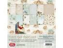 Designer Papier Scrapbooking: 30,5 x 30,5 cm Papier Designer Block: Silent Night