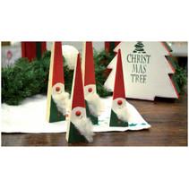Komplettes Bastelset für Weihnachtsdekoration