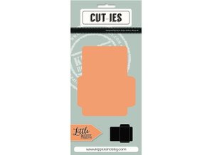 CUTIES Punching and embossing template: Mini Envelope