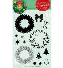 Stempel / Stamp: Transparent sello de capas, formato A5, gran