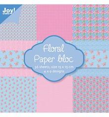Joy!Crafts und JM Creation Designerblock, 15,5 x 15,5cm
