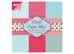 Joy!Crafts und JM Creation Designerblock, 15,5 x 15,5cm