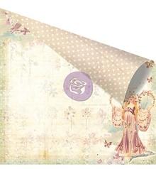 Prima Marketing und Petaloo Designpapier 2-seitig, Sophia