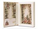 BASTELSETS / CRAFT KITS: 2 Geschenkbücher mit M.I. Hummel, Format 16 x 24 x 4 cm