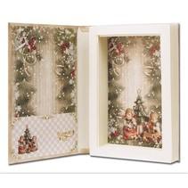 2 Geschenkbücher mit M.I. Hummel, Format 16 x 24 x 4 cm