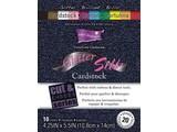 DESIGNER BLÖCKE  / DESIGNER PAPER ColorCore Cardstock Glitter