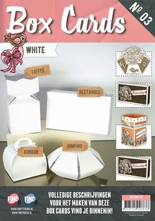 BASTELSETS / CRAFT KITS: Box Kartenbuch