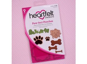 Heartfelt Creations aus USA NEUE KOLLEKTION! Pampered Pooch Collection