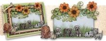 Heartfelt Creations aus USA NUEVA COLECCIÓN! Colección chucho cuidado en exceso