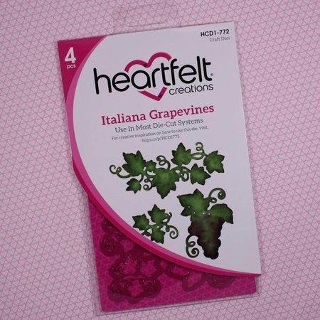 Heartfelt Creations aus USA Italiana Riviera Kollektion Komplett